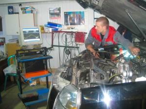 ремонт двигателя и коробки Щелково