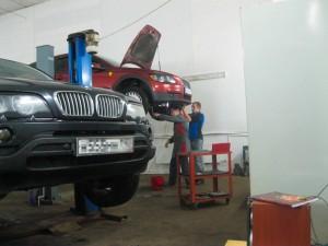 ремонт подвески Щелково