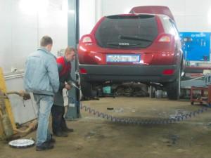 ремонт тормозов Щелково